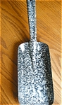 Graniteware Coal Shovel