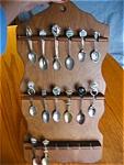 Souvineer Spoons