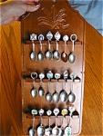 Vintage Souvineer Spoons