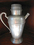 Antique Pewter Flagon
