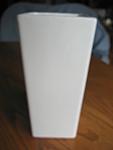 Mccoy Pottery Matte White Vase