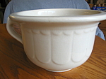 Antique Stoneware Chamber Pot