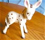 Vintage Shawnee Pottery Donkey Planter