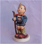 Little Hiker Goebel Hummel Figurine 76 2/0