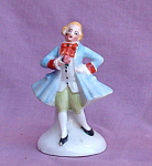 Small Vintage Germany Colonial Man Figurine