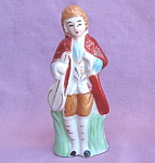 Japan Colonial Gentleman Porcelain Figurine