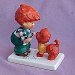 Goebel Charlot Byj 1958 Atta Boy Figurine
