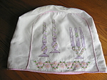 Vintage Linen Toaster Cover
