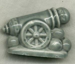 #1 Wade Whimsie Cannon Figurine Circus