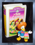 Mcdonald's 1996 Happy Meal The Three Caballeros
