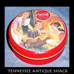 Coca Cola Bristol Ware Tin