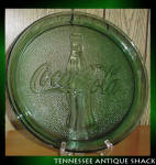 Coca Cola Large Glass Tray