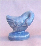 #2 Wade Whimsie Goose Figurine Red Rose Tea