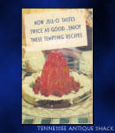 Vintage Jello 1934 Recipe Booklet