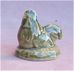 #2 Wade Whimsie Hen Figurine Red Rose Tea