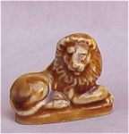 #2 Wade Whimsie Lion Figurine Red Rose Tea