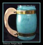 Siesta Ware Frosted Blue Mug