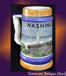 Washington Dc 1950s Souvenir Tankard