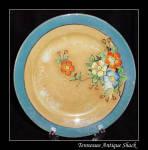 Hinode Lusterware Plate