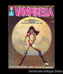 Vampirella #1 Original 1969 Warren Issue
