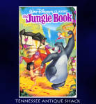 Jungle Book Black Diamond Vhs