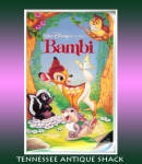 Bambi Vhs Disney Home Video