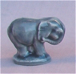 #5 Wade Whimsie Elephant Figurine Red Rose Tea