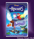 Disney Vhs The Rescuers