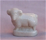 #2 Wade Whimsie Ram Figurine Red Rose Tea