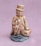 Wade Whimsie Doctor Foster Figurine Red Rose Tea