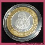 Geronimo Casino Silver Strike .999 Fine Silver