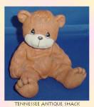 Tender Tails Teddy Bear Coin Bank
