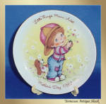 Avon Mother's Day 1982 Plate