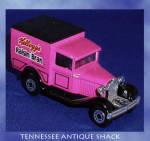 Matchbox Panel Truck Kelloggs Raisin Bran