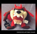 Devil Taz Stuffed Animal