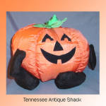 Halloween Plush Pumpkin Gibson