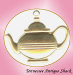 Decorative Teapot Charms