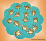 Decorative Teapot Charms