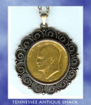 Eisenhower Dollar Coin Necklace