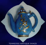 Teapot Brooch Pin