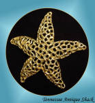 Trifari Starfish Brooch Pin