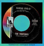 Hawaii Five-o, Ventures, 45