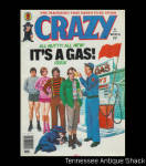Crazy Magazine #56 Nov 1979