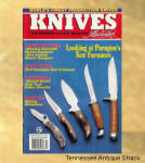 Knives Illustrated Winter 1994