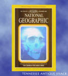 National Geographic 1985 Hologram Issue