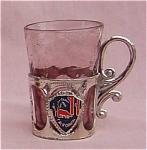 California Souvenir Cordial Glass