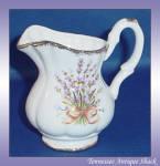 Sweet Lavender Flambro Pitcher