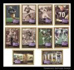 Enor 1991 Hof Football Cards