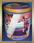 1992 Summer Olympics Snickers Tin