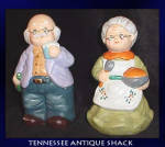Grandpa And Grandma Coin Banks
